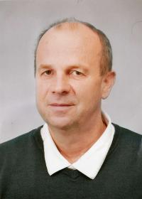 x18.M. Jirounek na snímku pořízeném pro tablo Sokola Mladá Boleslav