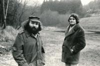 S Jaromírem Tůmou - Příhrazy 1978