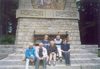 Václav Kelnar s rodinou
