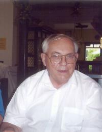 Václav Kelnar na rodinné oslavě