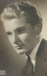 maturitní foto, 1943