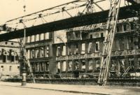 Wuppertall po náletech