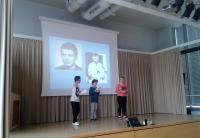 Discussion about Fedor Gál in Elementary School Dědina, Stories of our neighbours