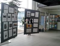 Exhibition in the Elementary School Dědina to the story of Fedor Gál