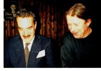Jiří Chmel a Karel Schwanzenberg