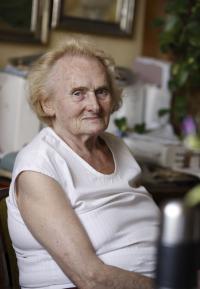 Štefánie Lorandová  - současný portrét 1