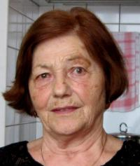 Blanka Andělová v roce 2015