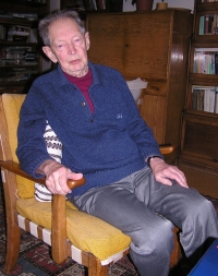 Miloš Hájek Praha duben 2008