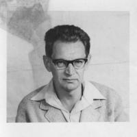 Miloš Hájek foto na falešnou legitimaci srpen 1968