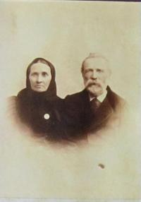 Babička a děda Terezie a Arnošt Venclíkovi