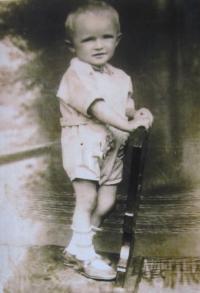 Bohumil Venclík - 1925