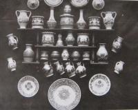 Hanácká keramika, kterou vyráběla rodina Bohumila Venclíka
