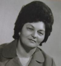 Manželka Dobromila Venclíková