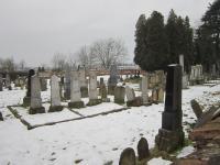 Židovský hřbitov v Tovačově