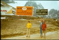 S rodinou v Peru
