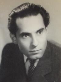 Portrét z mládí