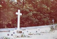 Lomec - hřbitov