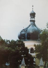 Lomec - kostel