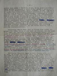 Excerpt from the legal file, 1984