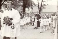 Primice v roce 1970