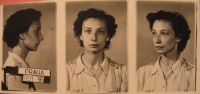 Havlůjová foto vězení 1953