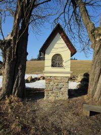Kaplička sv. Jana XXII.  v zaniklé osadě Štolnava (Prameny, něm. Stollenhau).