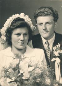 Svatební fotografie Ignáce Žerníčka