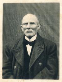 Adolf Žerníček (narozen 1859) - dědeček Ignáce Žerníčka