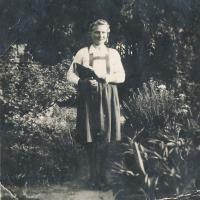 Věrka Sarajskaja ze Smolenska (1944-45)