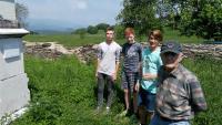 Na Štolnavě s žáky ze ZŠ Šumperk
