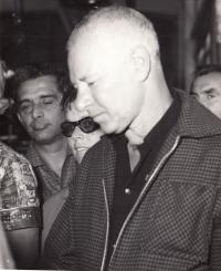Ladislav Pešek, Národní divadlo