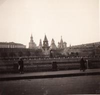 Moskva,Kreml 1933