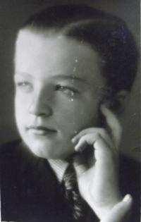 V jedenácti letech