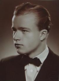 Maturitní foto 1943