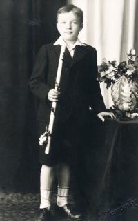 Kasal Jan - po prvním přijímání 1931