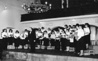 Kasal Jan - ženský sbor Hlaholu 1990