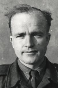 Kasal Jan na vojně 1953
