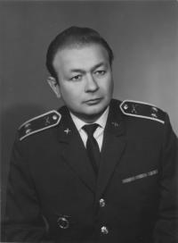 Zbyněk Čeřovský před vyhazovem z armády, 1969