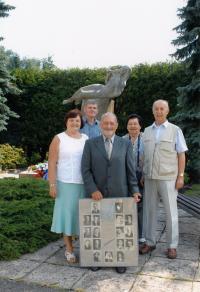 Památník v Bohdašíně