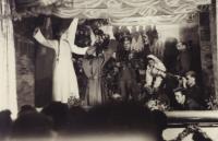 Divadelní představení v Litoměřicích, 1945