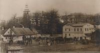 Orlová, kolem roku 1897