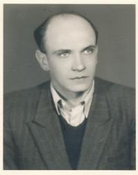 Branislav Tvarožek, 1955