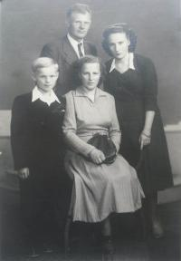 New family in Darkovičky