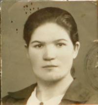 Matka Kateřina Drozdová