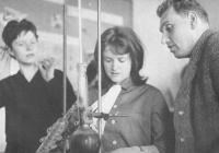 chemický kroužek, ZŠ Kladruby, 1962