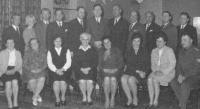 setkání ředitelů škol Tachovského okresu, 1972