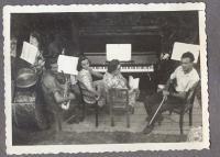 Vlasta v roce 1946