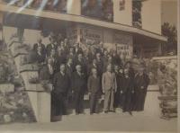 Vágenknecht - krajinská výstava 1935?