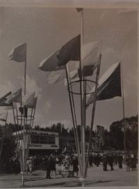Vágenknecht - Výstava podkrkonošského kraje 1947