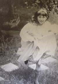 Eva Štolbová - dětství 2